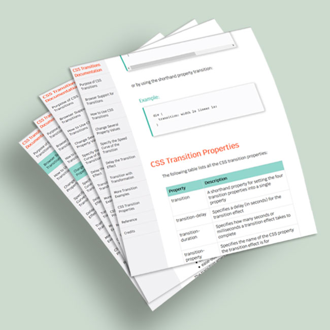 A composited image showing multiple screenshots of the project, stacked on top of each other as though there are a pile of printed papers.